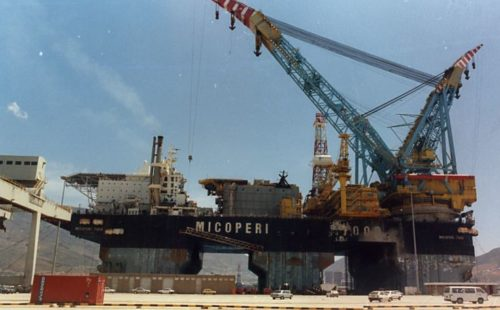 Micoperi South Africa SQRAA project